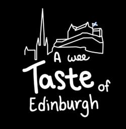 wee taste of edinburgh logo