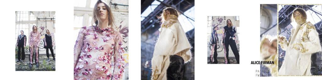 alice firman london fashion designer